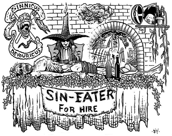 29 best The Sin Eater images on Pinterest Death, History and - mock police report