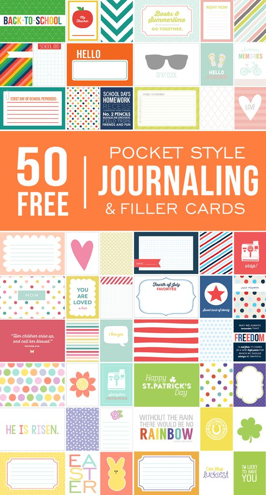 209 best Project Life images on Pinterest Pocket scrapbooking - print free graph paper no download