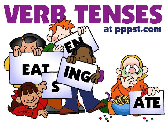 101 best ENGLISH - Verb Tenses images on Pinterest English - resume clip art