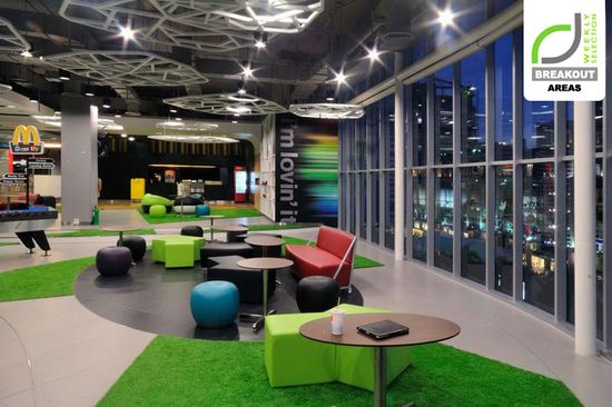 336 best Innovation Center images on Pinterest Offices - innovatives interieur design microsoft