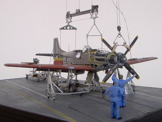 459 best Models images on Pinterest Scale models, Diorama and - how would you weigh a plane without scales