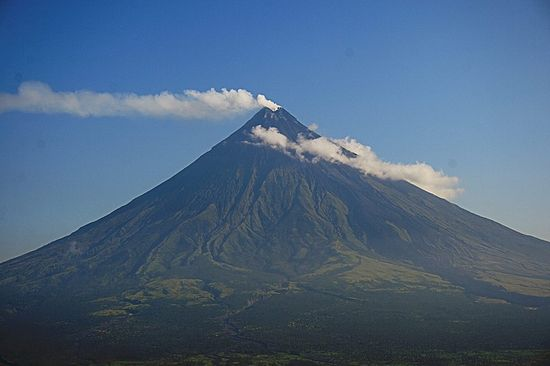 123 best Mount Mayon - Philippines images on Pinterest - land form