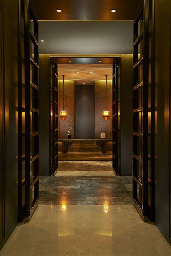 501 best HotelsCondos \ Residences images on Pinterest Home - modernes design spa hotel
