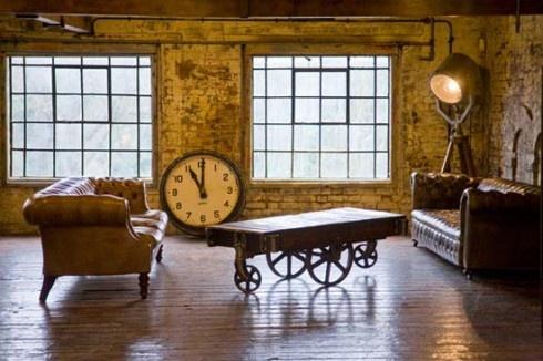 3402 best Industrial decor images on Pinterest Industrial loft