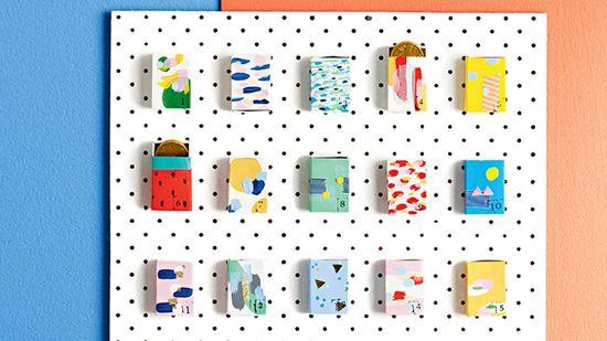 113 best HO! Advent Calendars \ RAK images on Pinterest Advent - free isometric paper