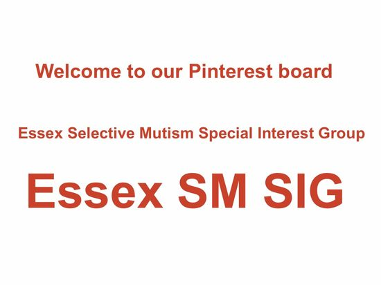 110 best Selective Mutism in Essex, UK images on Pinterest Shops - sample welcome letter