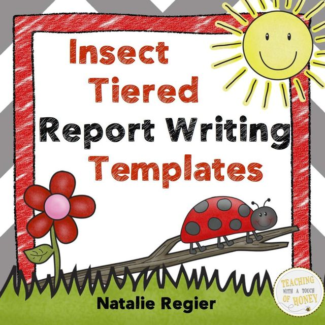 767 best INSECT ideas images on Pinterest Informational writing - animal report template