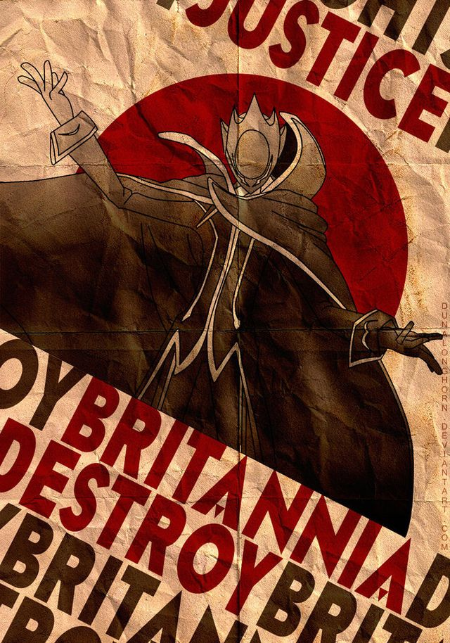 383 best Code Geass images on Pinterest Code geass, Lelouch - old fashioned wanted poster