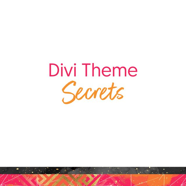 61 best Divi Theme Secrets images on Pinterest Wordpress, Design - actor release form