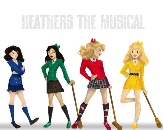 162 best Heathers images on Pinterest Musical theatre, Broadway - musical theatre resume template