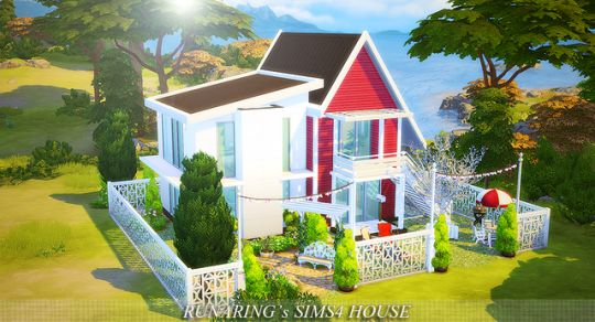 199 best Sims 4 maison images on Pinterest Sims house, Homes and - prix construire sa maison