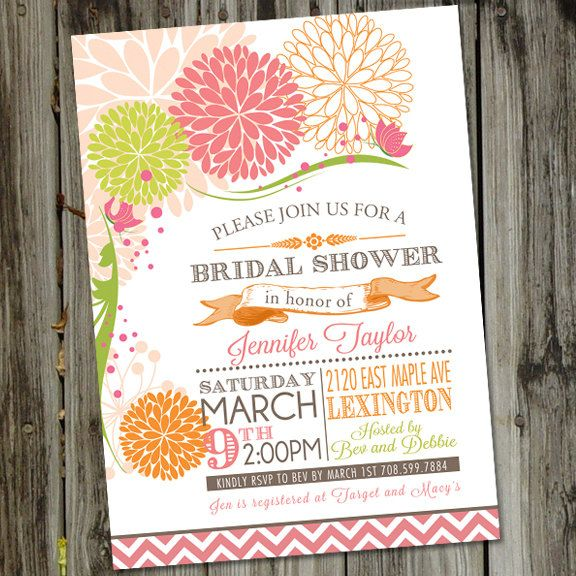 108 best Shower Invites images on Pinterest Bridal parties - family reunion invitation cards