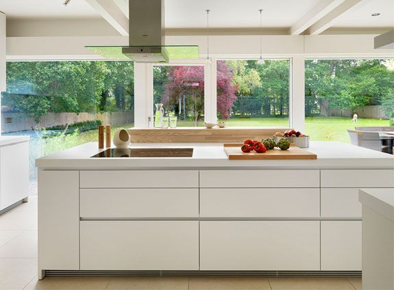 10 best Kitchen Architecture bulthaup case study  An eco hufhaus - haus modern