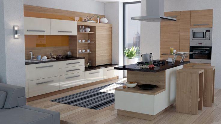 238 best KUCHYŇA images on Pinterest Kitchen designs, Kitchen