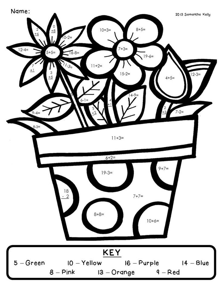 103 best Rekenen - Cijfers kleurplaten images on Pinterest Color - printable preschool worksheet