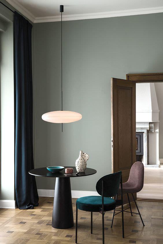 665 best Interior Design images on Pinterest Color palettes - kleine küche tipps