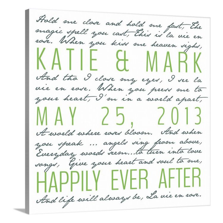 718 best Gift idea for Wife images on Pinterest Canvas word art - invitation letters