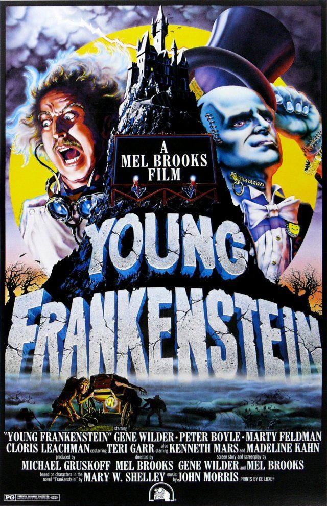 21 best Young Frankenstein images on Pinterest Young - grand opening flyer