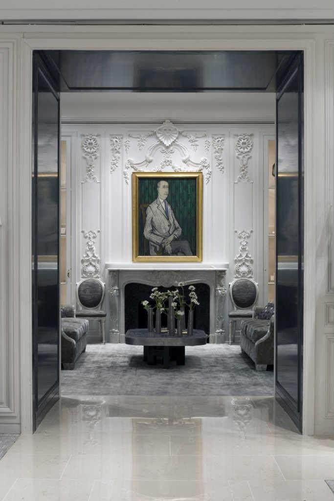... 102 Best Haussmannien Images On Pinterest Apartments, Ceilings And    Extravagantes Penthouse Design ...