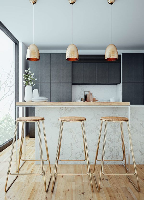 202 best {Four Walls} Kitchens images on Pinterest Addiction - bar für küche