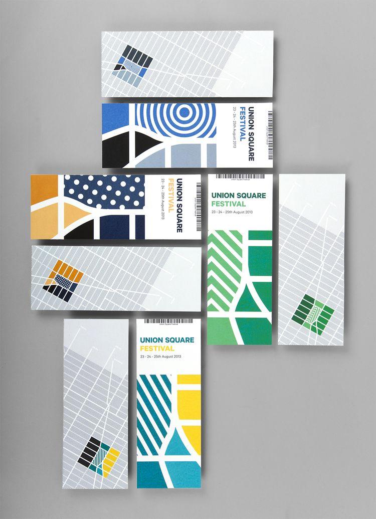 100 best Brand Identity - Event Branding images on Pinterest - modern brochure design