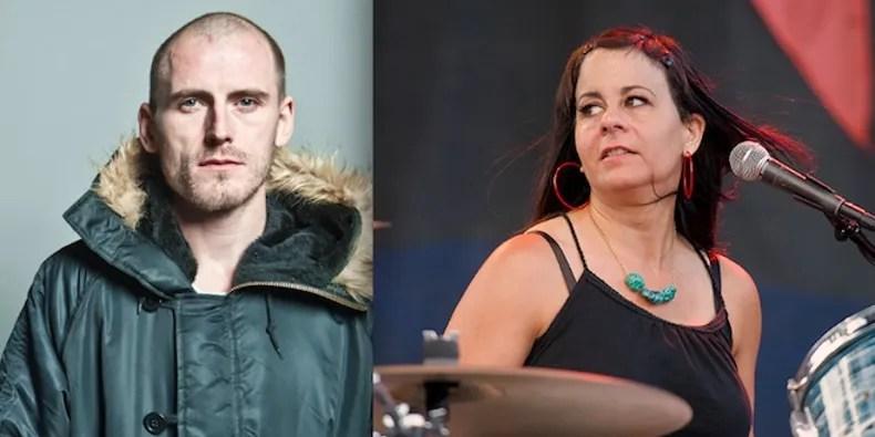Zach Hill Janet Weiss And Pearl Jam39s Matt Cameron To