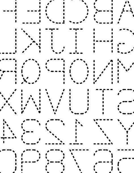 Alphabet, Script, Literatures, Numbers, Statistics, Letters, Sheet