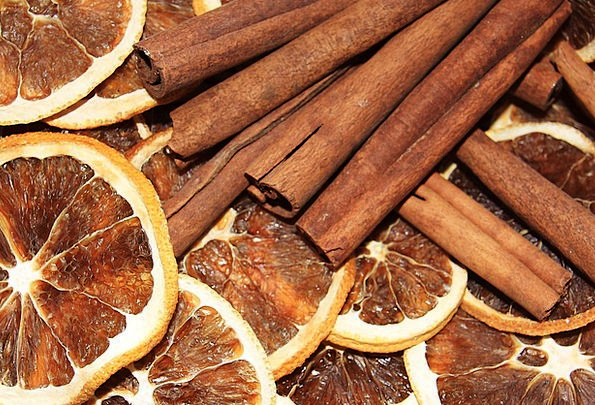 Cinnamon, Drink, Carroty, Food, Oranges, Orange, Spice, Slice, Share