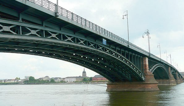 Bridge, Bond, Construction, Building, Steel Bridge, Strive, Struggle