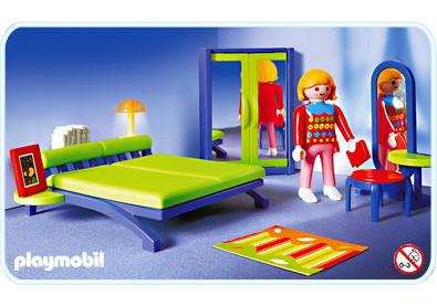 Chambre Playmobil Chambre Contemporaine 3967 A Playmobil France
