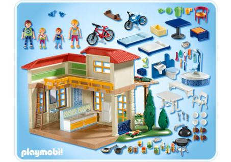 Playmobil City Life Küche Maison De Campagne 4857 A Playmobil France