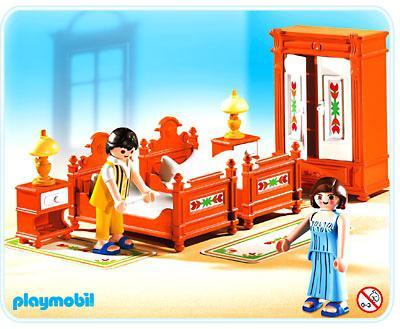 Chambre Playmobil Parents Chambre Traditionnelle 5319 A Playmobil France