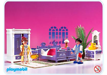 Playmobil Dollhouse Schlafzimmer Parents Chambre 5325 A Playmobil France
