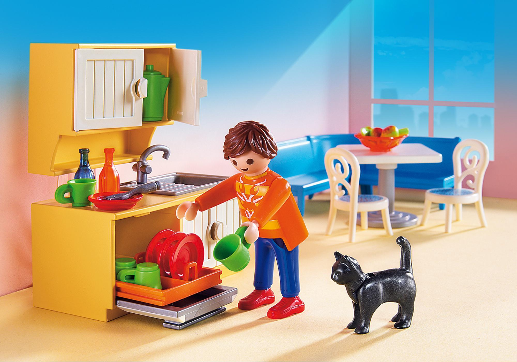 Playmobil Küche 5336 Country Kitchen - 5336 - Playmobil® Canada