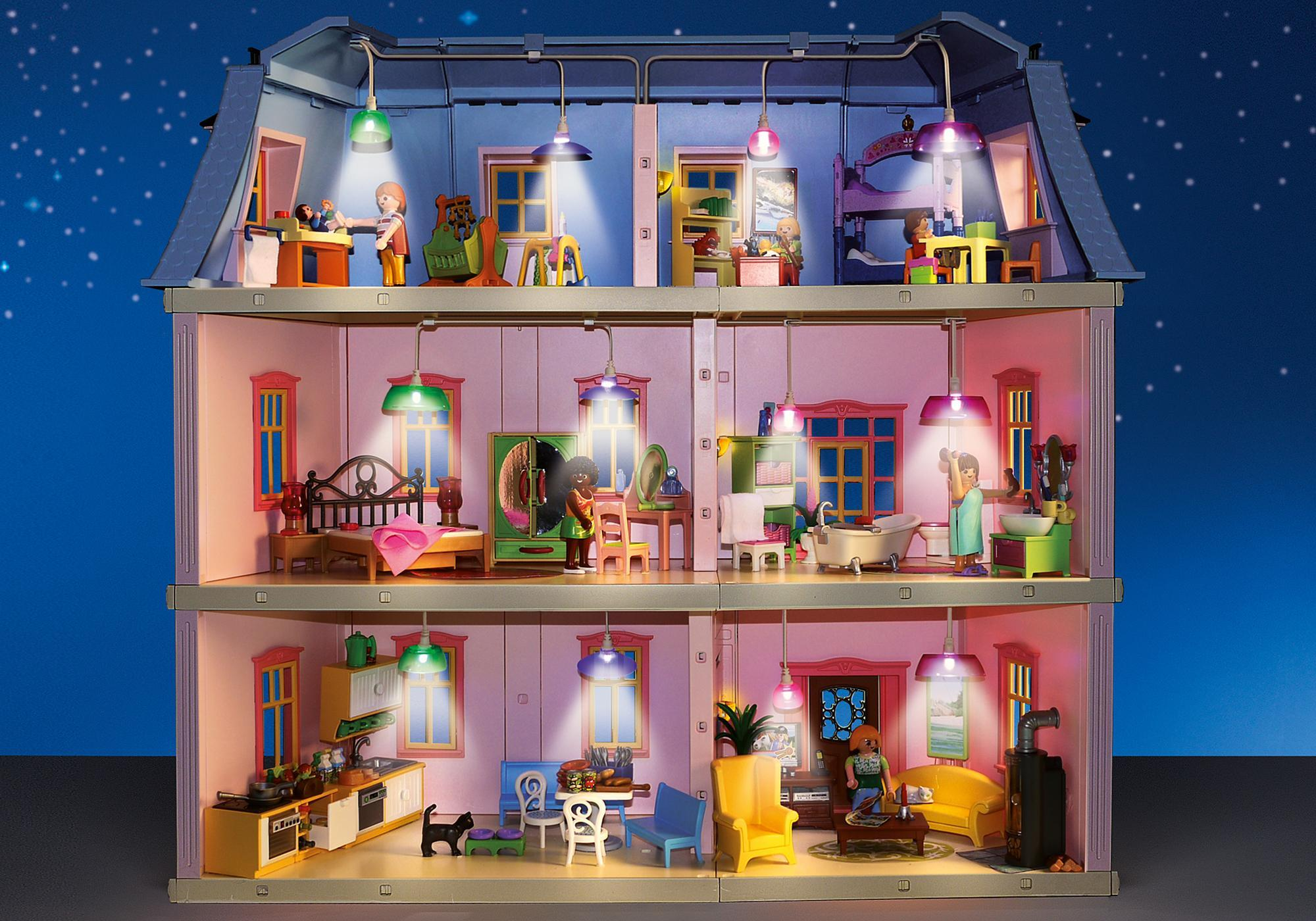Dollhouse Playmobil Light Set For Deluxe Dollhouse 5303 6456 Playmobil Canada