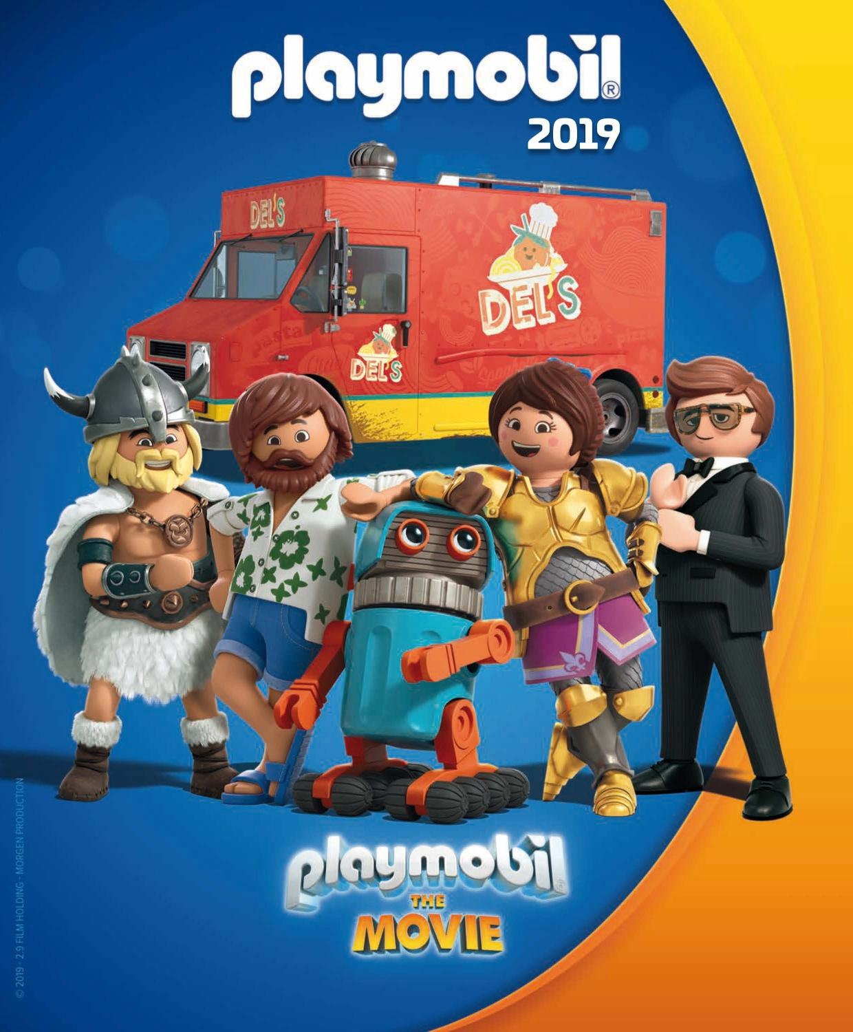 Katalog Playmobil Usa