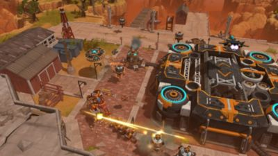 Arena Game Airmech Arena Game Ps4 Playstation