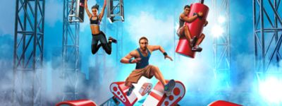 American Ninja Warrior Challenge Game Ps4 Playstation