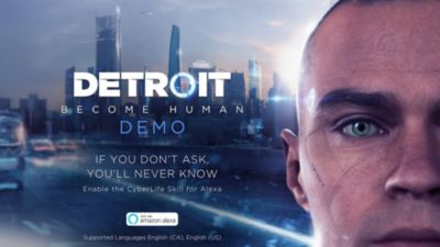 Detroit: Become Human Game   PS4 - PlayStation