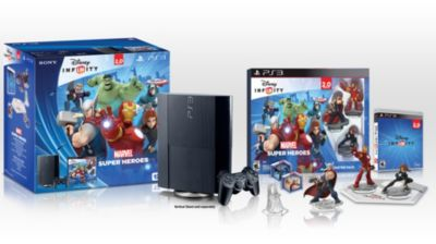 Edition For Ps3 Disney Infinity Marvel Super Heroes 2 Edition Game Ps3