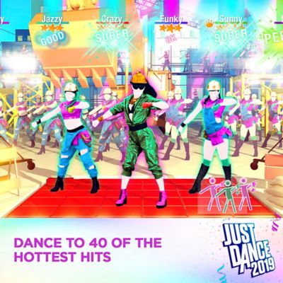 Just Dance® 2019 Game   PS4 - PlayStation