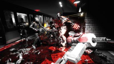 Killing Floor 2 Game Ps4 Playstation