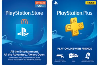 Playstation Plus 12 Meses Psn Cards Playstation