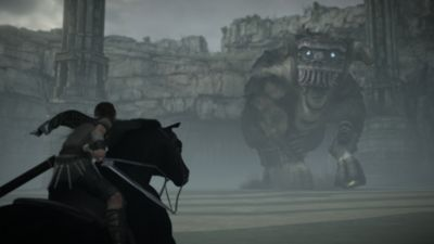 Toilettenbürste Coop Shadow Of The Colossus Game Ps4 Playstation