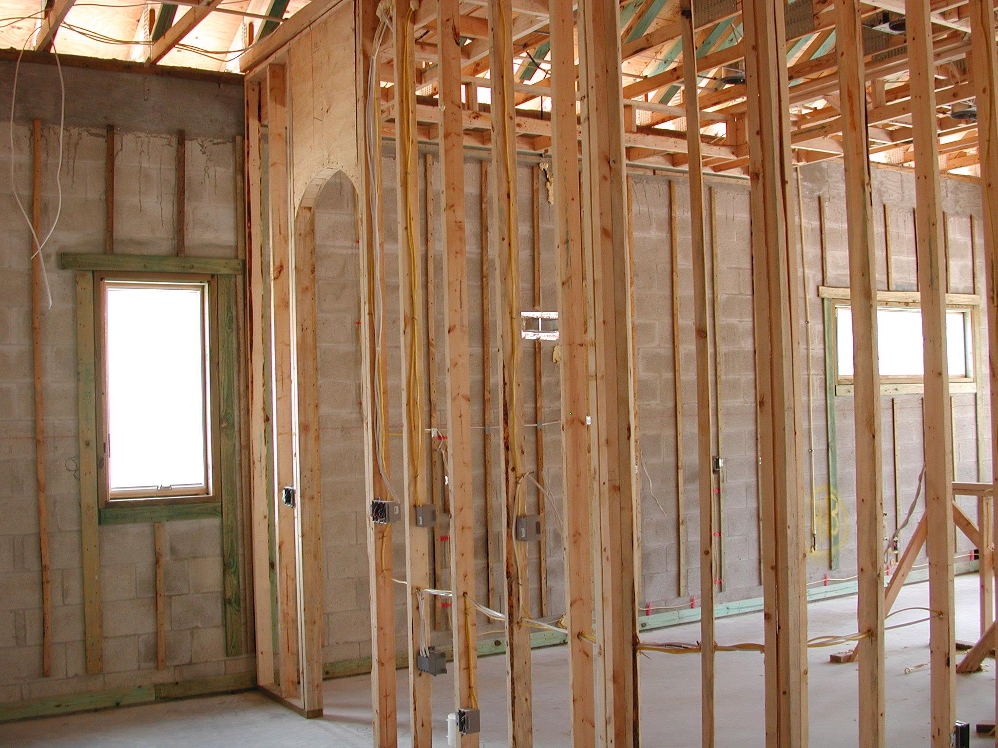Drywall Studs Chinese Drywall And What It Means To Home Buyers