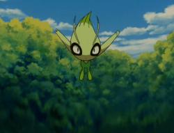 Cute Pikachu And Ash Wallpaper Celebi F04 Pok 233 Mon Central Wiki