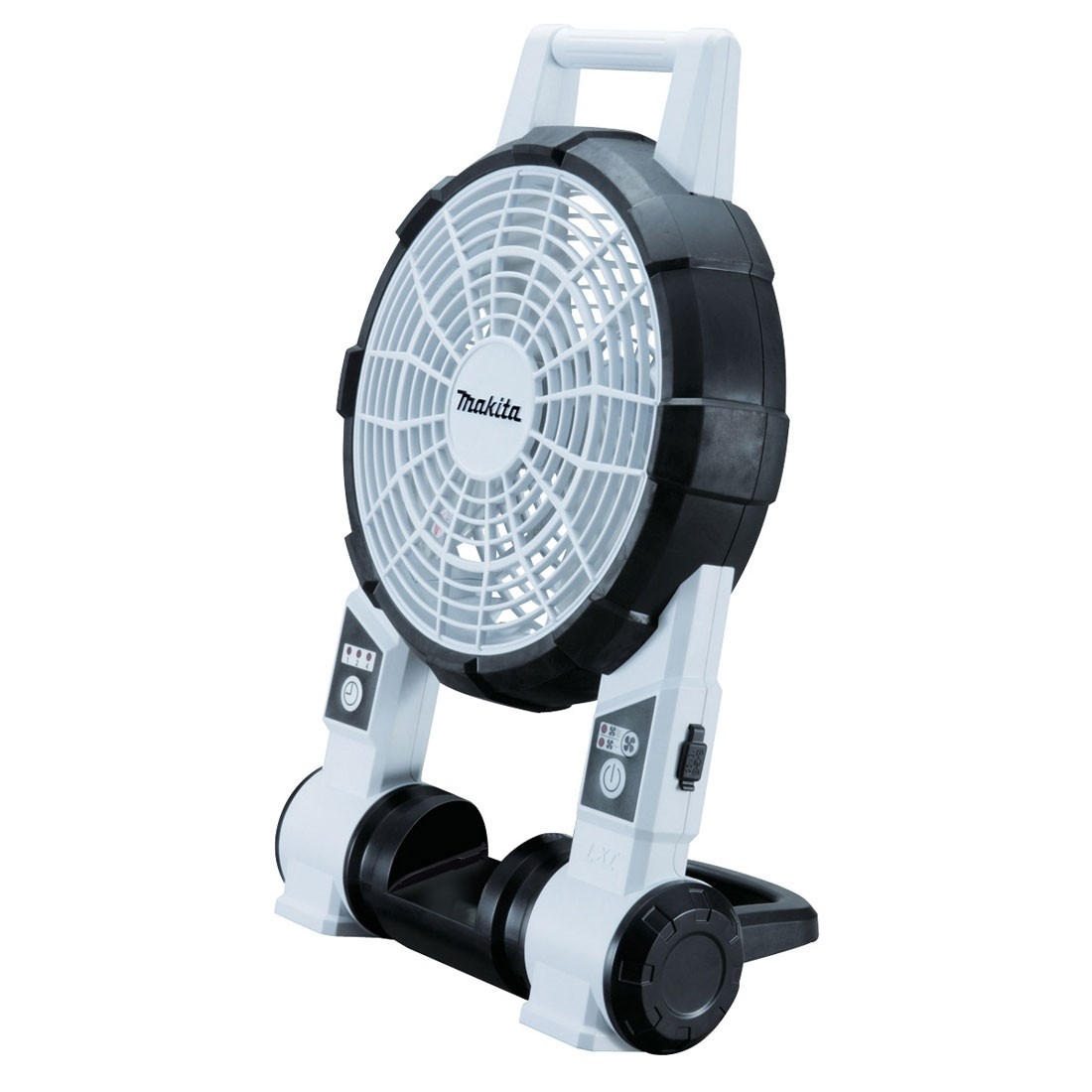 Mini Ventilator Batterie Makita Dcf201zw 18v Lxt Cordless Fan White Body Only