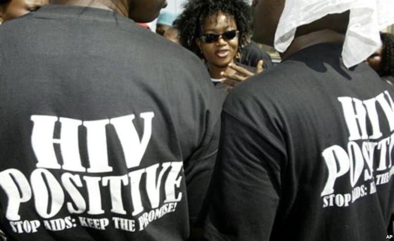 HIV-Positive campaign