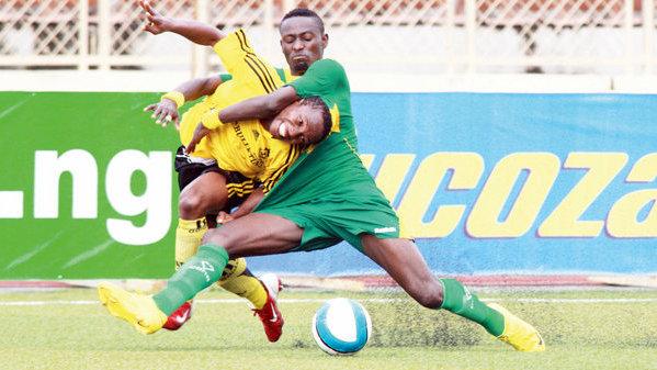 Nigeria Premier League players
