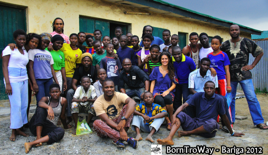 The borntroway project is creating stars from disadvantaged youths, some from seedy neighbourhoods
